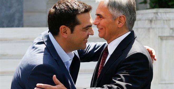 tsipras faiman