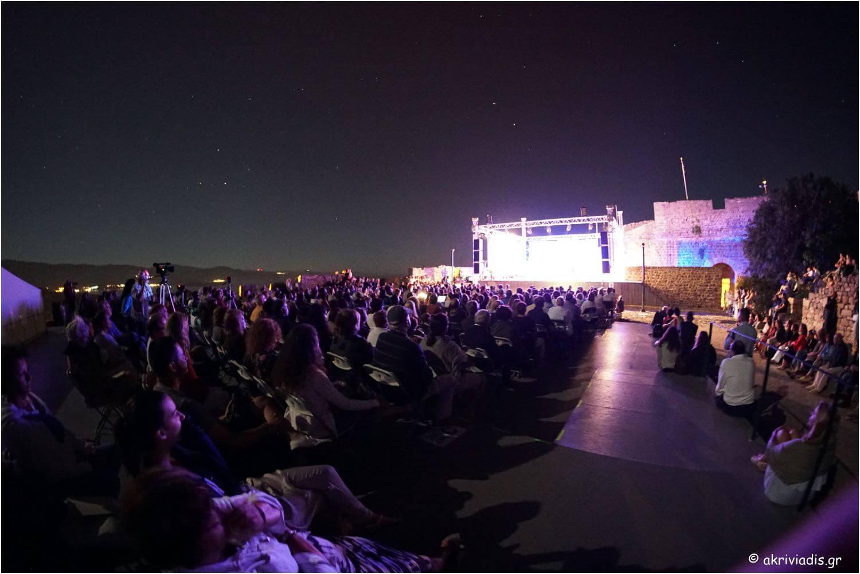 2ο Διεθνές Φεστιβάλ Μουσικής Μολύβου. Λέσβος 16 Αυγούστου 2016