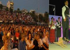 Λαοθάλασσα έπνιξε την εκδήλωση «Λέσβος, κοιτίδα πολιτισμού μεσ' το Αιγαίο» – (ΦΩΤΟ)