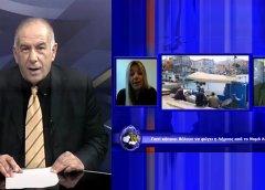 Ο Γιάννης Συνάνης παρουσιαστής του νέου δελτίου ειδήσεων της Τηλεόρασης Μυτιλήνης (ΒΙΝΤΕΟ)